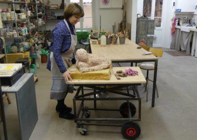 sculpture prete a cuire